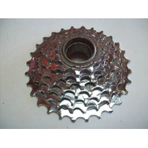 Roda Livre Catraca 7 V Cubo Rosca Bicicleta Mtb 11 Dentes
