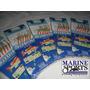Kit 06 Cartelas Sabiki Marine Sport 06,08,10,12,14,16,18,20