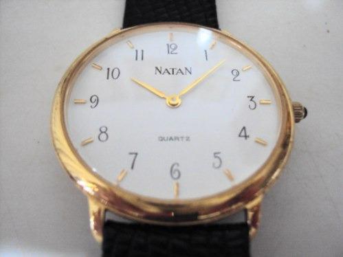 1c2534a1255 Relógio Natan Clássico - Quartz - R  785