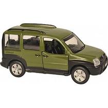 3 Miniaturas Carros Brasileiros Fiat (uno+ Doblo+punto)- 11c
