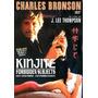 Dvd Kinjite Desejos Proibidos (charles Bronson) Dublado