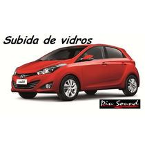 Modulo Fechamento De Vidros Hyundai Hb20 Plug And Play Subid