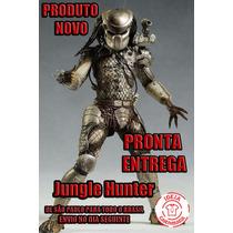 Action Figure Predador - Jungle Hunter - Boneco Neca