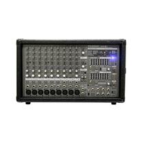 Mixer Amplificado Phonic Power Pod 1062t1 Com 600 W E 101 Al