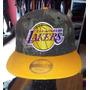 Gorra Angeles Lakers Camuflado Visera Recta Regulable