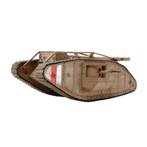 Modelos Tamiya Mk.iv Hombre Motorizado Primera Guerra Mundia