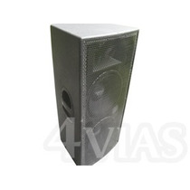 Caixa De Som Oversound 2x15+ti 890 Watts Rms - Loja 4vias
