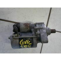 Motor Arranque Honda Civic 1.5 E 1.6 92 A 97 Sm-40213n Origi