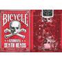 Cartas Bicycle Karnival Death Heads