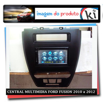 Central Multimidia Ford Fusion 2010 A 2012 - Tv Digital