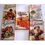 Pacote/lote Com 5 Romances Super Sabrina Florzinha