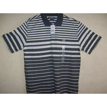 Camisa Polo Ecko Golfe Listrada Tam Especial Xl 3g 84cmx62cm