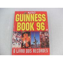 Livro Guinness Book 1996 - Frete Grátis
