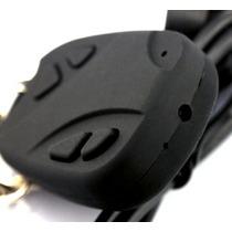 Chaveiro Espião Com Micro Camera De Alta Resolução+cartão8gb