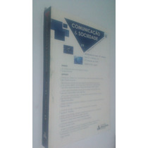 Livro Comunicação E Sociedade N 52 -pos Graduação Com Social