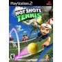 Jogo Original E Lacrado Hot Shots Tennis Para Ps2