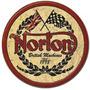 Placas Decorativas Moto Norton Classica Antiga