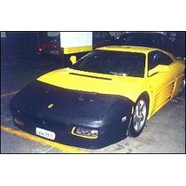 Capa Protetora Frontal Para Automoveis. Linha Ferrari
