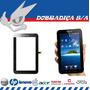 Tablet Tela Vidro Touch Screen Samsung Galaxy Tab Gt P-1000