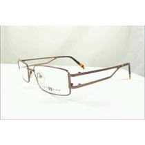 Armação Phat Farm Óculos Original Grau Grife Tartaruga A218