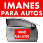2 Imanes Para Carro A Full Color