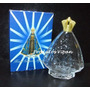 Vidro Nossa Senhora Aparecida Para Água Benta Ou Perfume