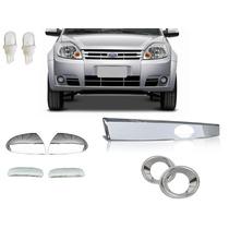 Kit Cromada Ford Novo Ka 2008/2009 + Par De Pingo