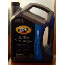 Aceite Sintetico Pennzoil Ultraplatinum 5w30 Con Pureplus