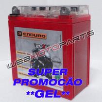 Bateria Gel P/ Moto Yamaha Xtz 125 Crypton 105 Hunter 90