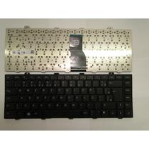 Teclado Dell Studio 14 Preto Novo Abnt2 Com Ç