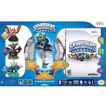Skylanders Spyros Adventure Wii Starter Pack Pacote Inicial