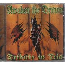 Dio Tribute /awaken The Demon(lacrado)cd Import Hard/heavy**