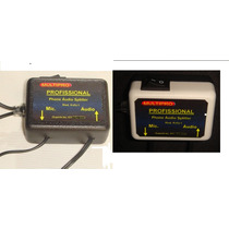 Chave De Áudio Hibrida P. Enviar Telemensagem Usando Celular