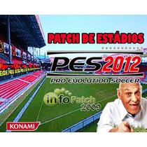 Patch De Estádios Para O Pes 2012 Americano ! 20 Estádios !