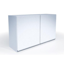 Alacena 1m Manijas J Aluminio Melamina 18mm Cocinas