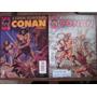A Espada Selvagem De Conan O Bárbaro Nºs 36 A 130 1ª Edição