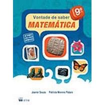 Matemática Vontade De Saber 9º Ano Nova Ortografia