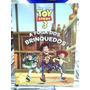 Toy Story 3 A Fuga Dos Brinquedos Revista Melhoramentos Pixa
