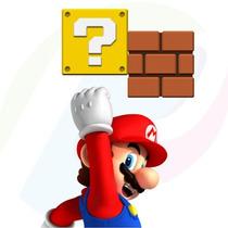Adesivo De Parede Decorativo Border Super Mario Bros Rln123