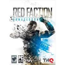 Jogo Red Faction Armageddon Para Pc Original Lacrado N.f. !!