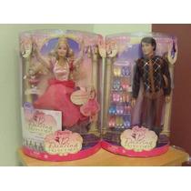Barbie 12 Princesas Bailarina Derek