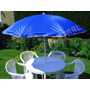 Sombrillas Jardin Playa 2mts Reclinables Nuevas Envio Gratis