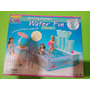 Set Gloria Barbie Piscina Con Pileta 1