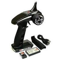 Rádio Controle Automodelo Hk Gt2b 2.4 Ghz Bateria E Receptor