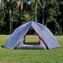 Barraca De Camping Spider 5 Lugares Mor ( Fácil De Montar )