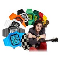 Relógio Kit Champion Yot Cp40180x Lançamento Frete Grátis