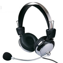 Fone Ouvido Headphone Stereo Notebook Pc Skype Microfone