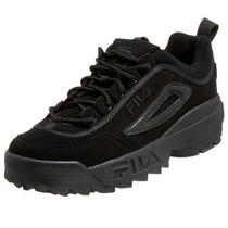 Zapatos Hombre Fila Disruptor Ii Sneaker,triple Talla 40