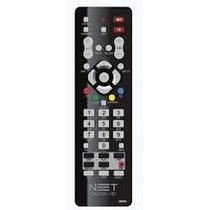 Controle Remoto Net Original Para Digital E Hd Max Hdc
