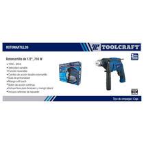 Rotomartillo 1/2 Toolcraft 710w Reversible